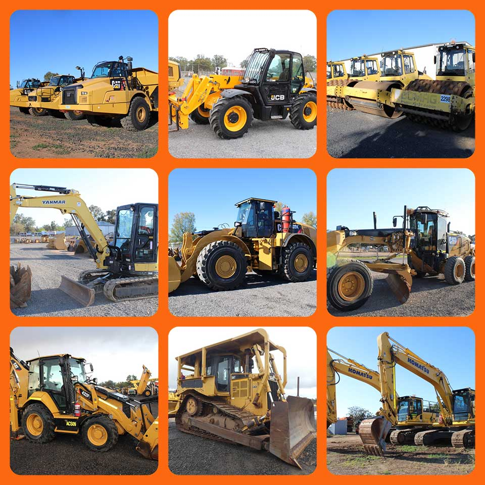 Nationwide Machinery Sales & Hire